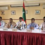 Political parties unite in condemning elections commission