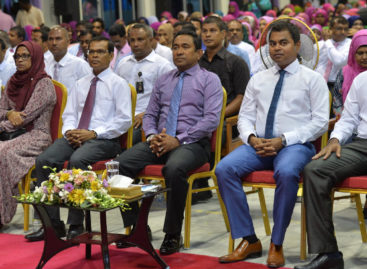 President apologises for Maldives' biggest ever corruption scandal