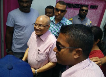 Gayoom hits back at Yameen's call for guidance and unity