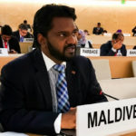 Does the Maldives practice what it preaches globally on human rights?