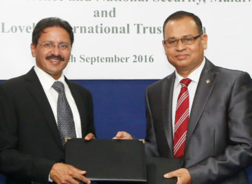 Indian university to counter terrorism in the Maldives