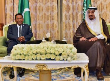 Yameen meets top Saudi officials to discuss development assistance