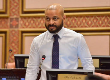 Faris Maumoon prevented from visiting dying aunt