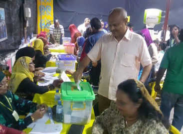 MDP elects candidates for local council elections