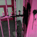 Ex-PPM headquarters vandalised days after anti-Gayoom graffiti found on walls