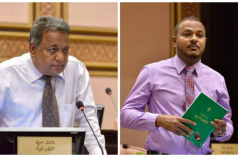 More MPs abandon Gayoom, return to Yameen's fold