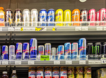 Energy drinks banned in schools and hospitals