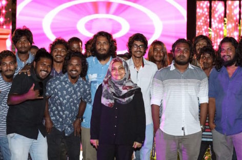 First lady launches Yameen's 2018 re-election campaign