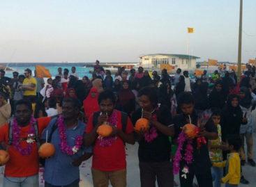 MDP activists, arrested over mock grave, released