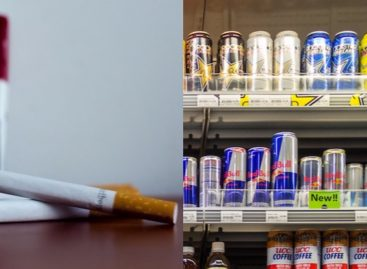 Import duty hiked for cigarettes and energy drinks