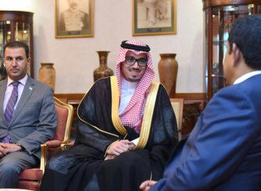No intention of buying land in Maldives, asserts Saudi embassy