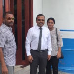 MP Abdulla Riyaz cleared of obstruction charge