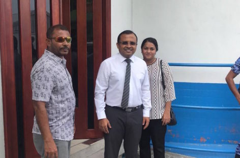 Court hears closing arguments in MP Riyaz's trial