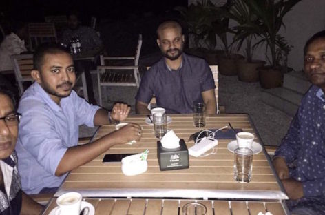 PPM MP Saud pledges support to Gayoom