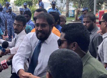 Gasim summoned to police headquarters for second time
