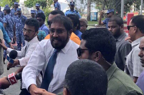 Gasim arrested for bribery