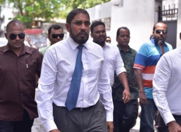 Gasim arrested at midnight on fresh charges, remanded for 15 days