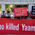 'Next is you': More death threats follow blogger's murder