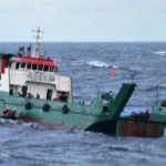 Missing landing craft found by Indian navy
