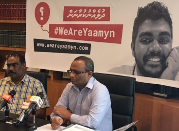 Two arrested as Yameen's family sue police for negligence