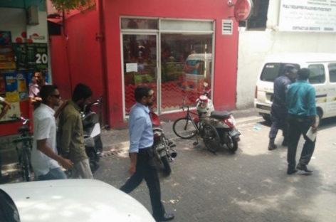 Yameen murder suspect in custody