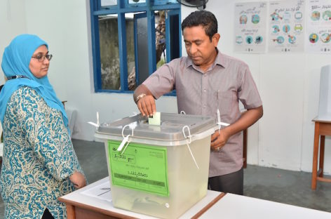 Maldives votes in third local council election