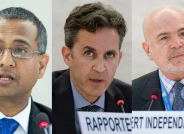 UN rights experts call for public inquiry into Yameen's murder