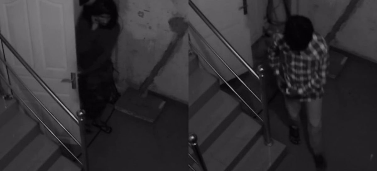 Yameen murder suspects caught on camera in custody