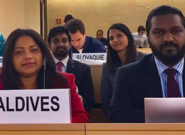 Maldives decries UN human rights chief's criticism over crackdown on dissent
