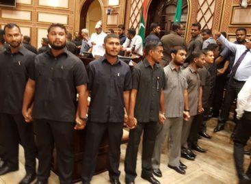 IPU 'praised' Maldives, reports state media, despite calls to reinstate 12 MPs