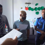 MP Faris Maumoon placed under arrest