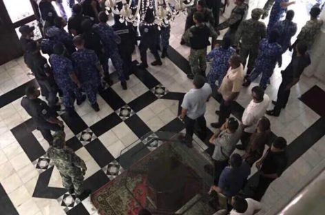 Military removed MPs upon request, claims parliament secretariat