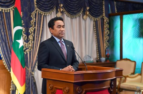 Deadlock and development: Yameen's Independence Day address