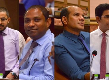 Four ex-PPM MPs stripped of seats