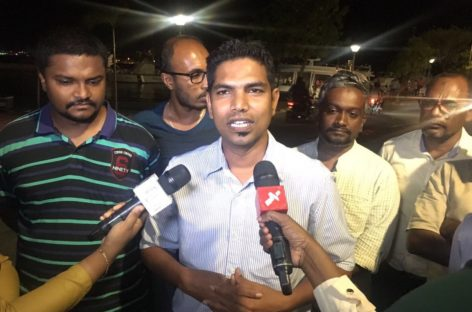 MDP vice president accused of defaming Elections Commission