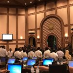 Majlis breaks for recess after approving central bank governor