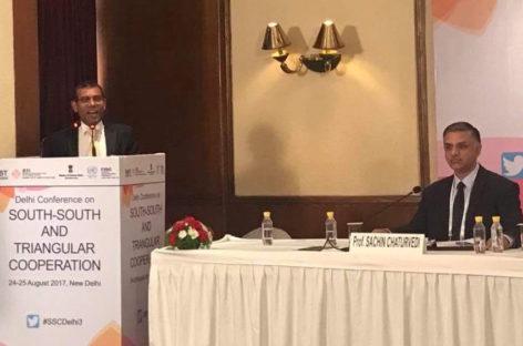 India visit a signal from Delhi to Maldives, says Nasheed