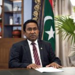 Maldives president weighs in on diplo drama