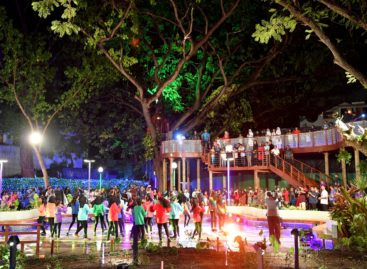 Sultan Park revamped and reopened as 'Rasrani Bageecha'
