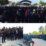 People of Meedhoo march for murdered youth