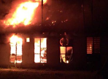 Fire destroys Bileyfahi powerhouse