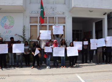 Special ops disperse Kulhudhuffushi protest
