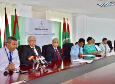 Maldives offers first medical degree in 2018