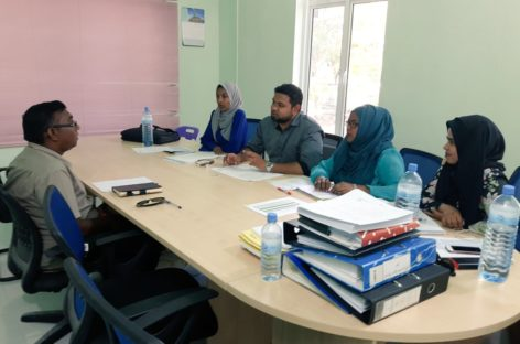 Dhidhoo council president suspended over housing ministry row