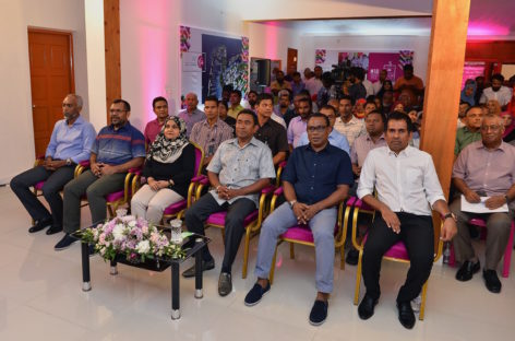 After building campaign hall, 40 housing ministry staff joins PPM