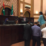 Majlis resumes with five-foot wall around embattled speaker