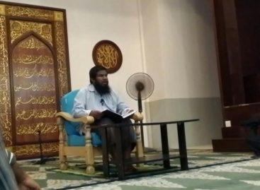 Religious scholar sex assault trial starts
