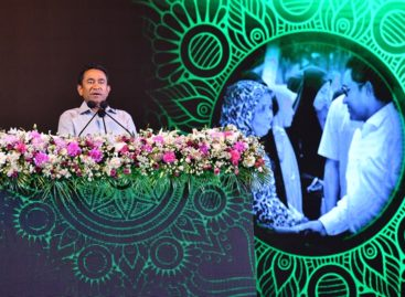 Yameen condemns opposition's 'anarchist, ruinous ideology'