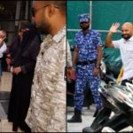Imran and Faris taken back to jail