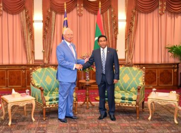 Maldives and Malaysia sign cooperation pacts
